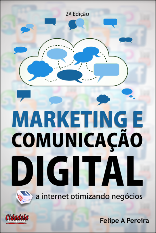 Livro Marketing Digital - @FelipeAPereira